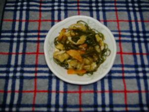 こんぶの煮物